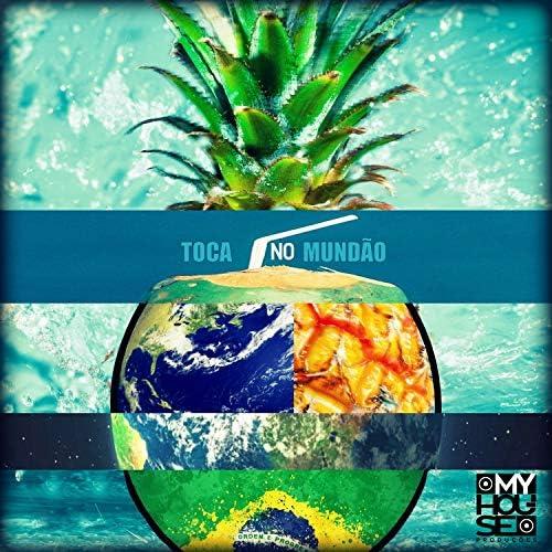 Jhef & Mc Caverinha feat. Parabola, Clismam, Mc Lipi & MC Rita