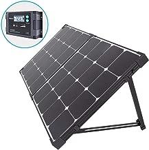 100 watt suitcase solar panel kit