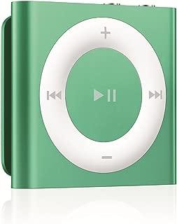 Apple iPod Shuffle 2GB (4th Generation) NEWEST MODEL (Green)(Refurbished)