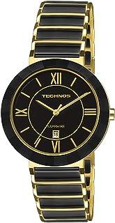 Relógio Technos Ceramic/Saphire Feminino Analógico - 2015CE/4P