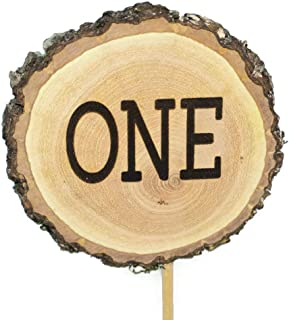 Best woodsy cake toppers Reviews