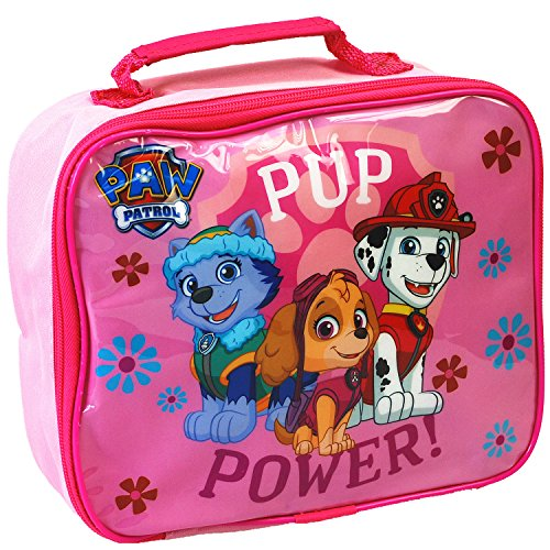 Nickelodeon® Paw Patrol Official Lunchbag Lunch Bag Case for Kids Children...