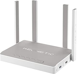 Keenetic Ultra AC2600 Whole Home Wi-Fi Kablosuz Gigabit Fiber SFP Portlu Router, USB2.0 ve USB3.0 Portları İle