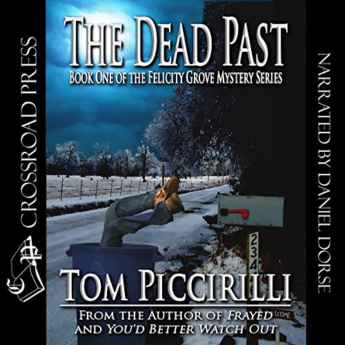 The Dead Past audiobook cover art