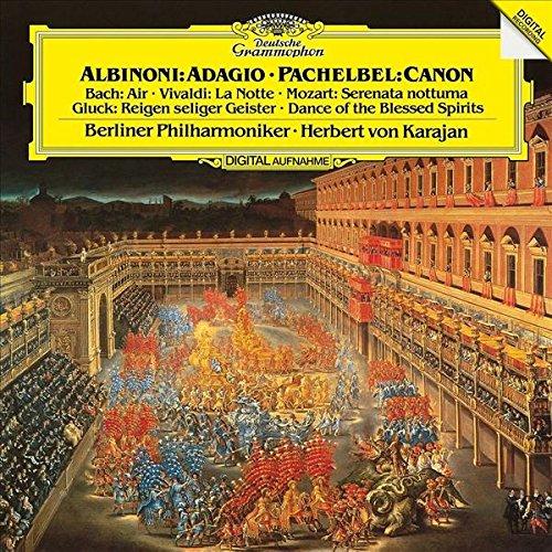 Albinoni: Vivaldi: J.S. Bach: Mozart [Vinilo]