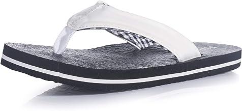 FITORY Womens Flip-Flop Yoga Mat Comfort Thong Sandals for Beach