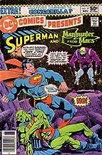 Superman and Manhunter From Mars (Comic) Nov. 1980 No. 27 (DC Comics Presents, 3)