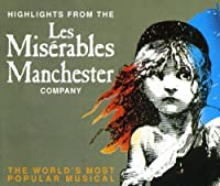 Manchester Cast by Les Miserables