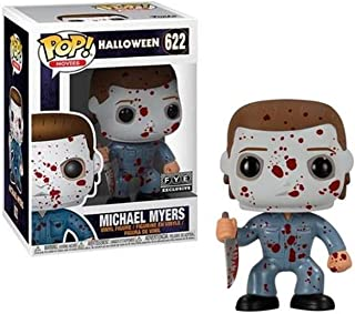 Funko Pop Movies Halloween: Bloody Michael Myers Collectible Figure, Multicolor