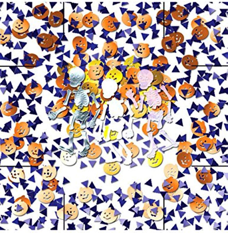 COOLMP - Set di 12 corieoli Coloreeati per Festa di Htuttioween, 14 g, Taglia Unica, Decorazione Accessori per Feste, Animazione, Compleanno, Matrimonio, Eventi, Giocattoli, Ptuttioncino