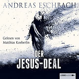 Der Jesus-Deal (Das Jesus-Video 2) audiobook cover art