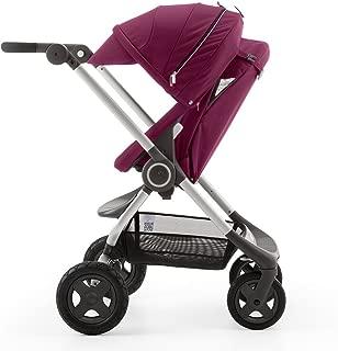 Stokke Scoot Stroller, Purple