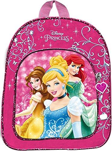 Star Licensing Disney Princess Zainetto Medio Zainetto per Bambini, 32 cm, Multicolore