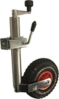 AB Tools-Maypole Heavy Duty Pneumatic Jockey Wheel and clamp (48MM) TR005
