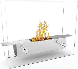 Regal Flame Lyon Fire Pit Tabletop Portable Bio Ethanol Fireplace