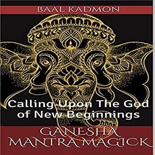 Ganesha Mantra Magick audiobook cover art