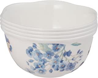 Lenox Butterfly Meadow Assorted Blue Bowls, Set of 4