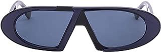 Luxury Fashion | Dior Mens DIOROBLIQUE64PJPA9 Blue Sunglasses | Fall Winter 19