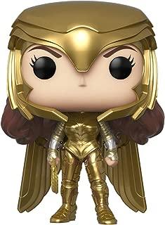 Funko Pop! Movies: Wonder Woman 1984 - Wonder Woman Gold Power (Metallic)
