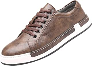 Fulision Men Casual shoes Lacing Large size Motion on foot Men's shoes