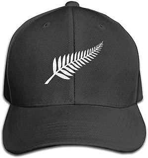Bang New Zealand Rugby Snapback Baseball Cap Hats Black