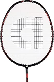 APACS Dual Power Speed Strunged Badminton Racket-with Full Cover