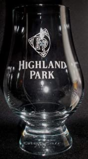 Highland Park Official Glencairn Scotch Malt Whisky Tasting Glass