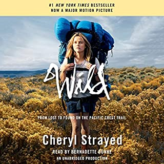 Wild     From Lost to Found on the Pacific Crest Trail              Auteur(s):                                                                                                                                 Cheryl Strayed                               Narrateur(s):                                                                                                                                 Bernadette Dunne                      Durée: 13 h et 2 min     137 évaluations     Au global 4,6