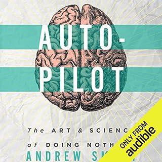 Autopilot audiobook cover art