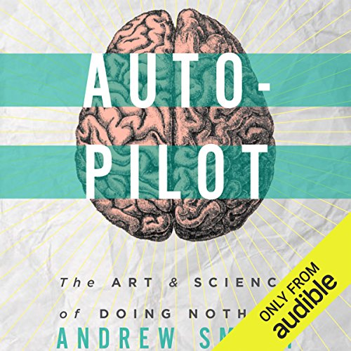 Autopilot audiobook cover art