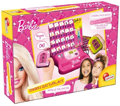 TOYLAND – Playset Barbie (Lisciani Giochi 43323)