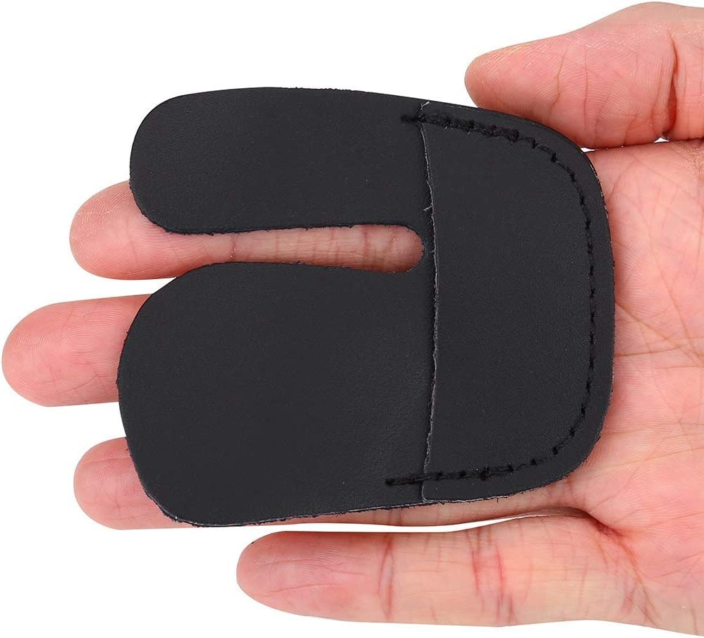 Qinyayoa Archery Finger Protector Easy Excellence Oakland Mall Guar Hand Use to