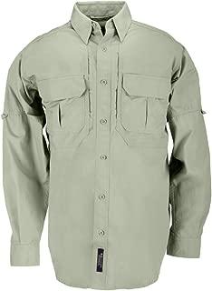 Men's Cotton Multi-Purpose Tactical Long Sleeve Shirt, Style 72157