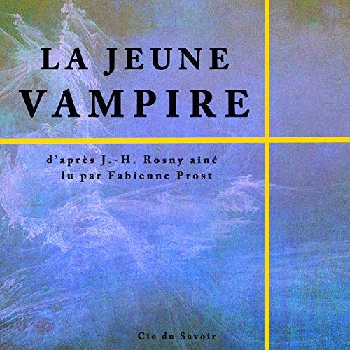 『La Jeune Vampire』のカバーアート