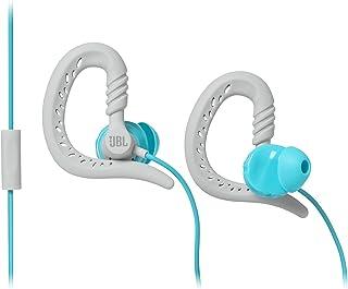 JBL Bakom öronen sport Fokus 300 med mikrofon Turkos