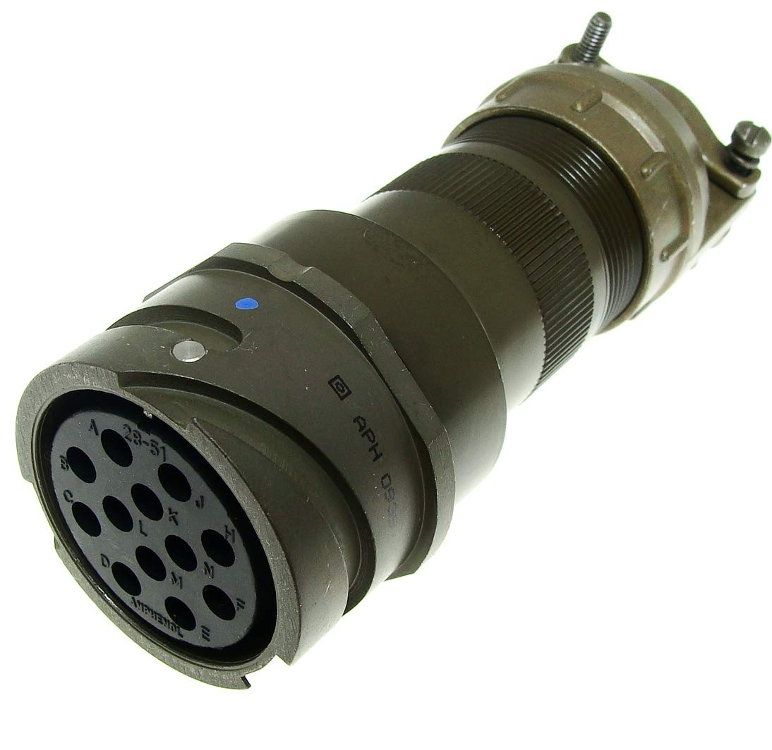 Max 52% Milwaukee Mall OFF Amphenol Connector