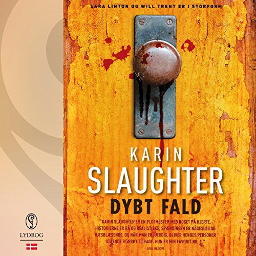 Dybt fald (Danish Edition)  audiobook cover art