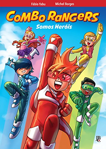 Combo Rangers Graphic Novel vol. 1 - Somos Heróis