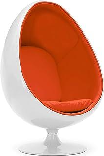 De Haute Qualite Capsull Design Fauteuil Oeuf Ball Pod Chair   Orange