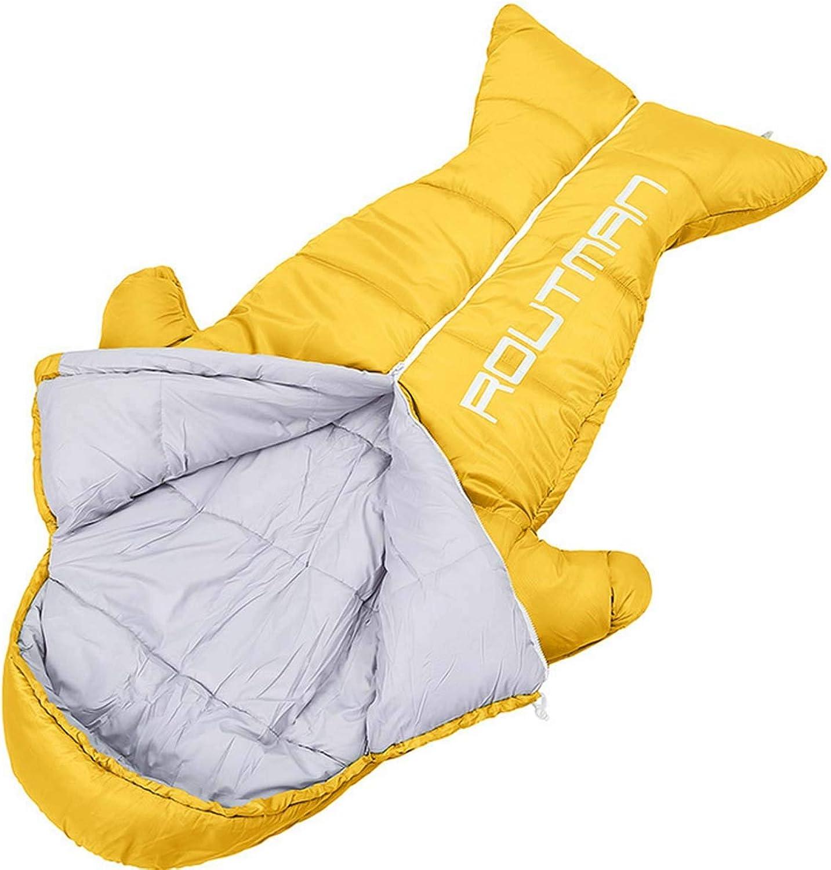 WYDML Kadertasche, Leichtgewicht Camping Schlaftasche, Portable Portable Portable 4-Season Outdoor Sleeping Gear für Wandertouren B07PNH5NMJ  Modernes Design ff2f08