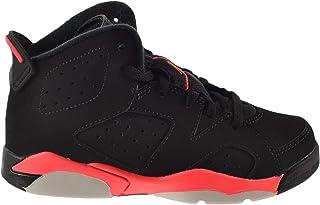 buy popular 71c9a 69126 Jordan Air 6 Retro BP Little Kids Shoes Black Infrared 384666-023