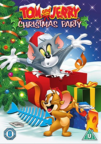 Tom And Jerry's: Christmas Party [DVD] [2010]