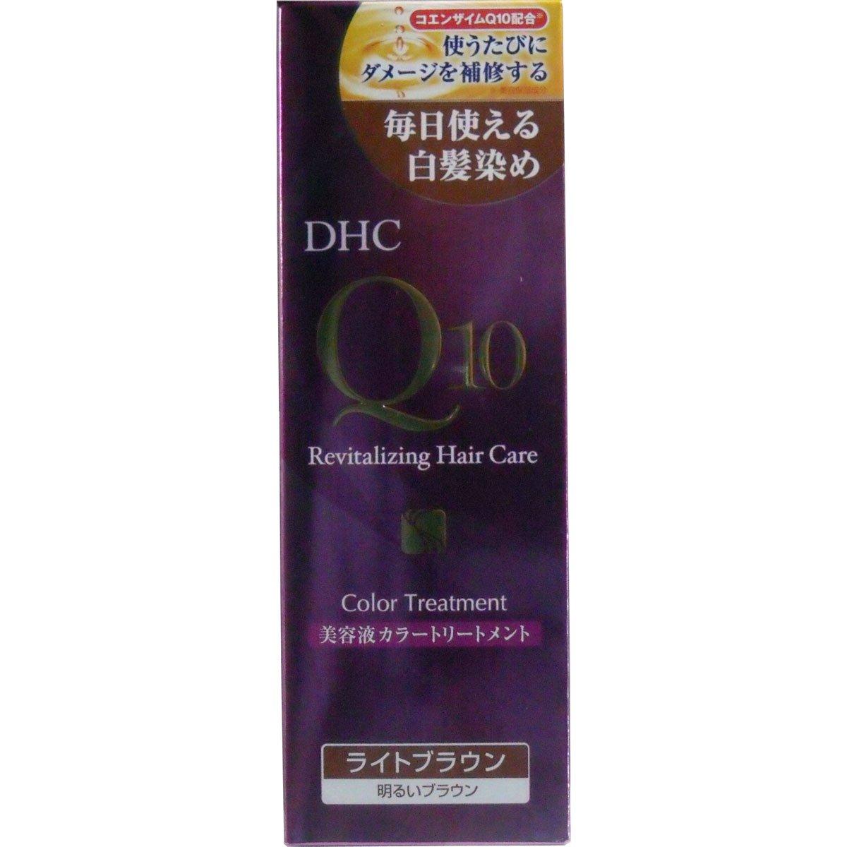 遮る合図拮抗するDHC Q10美容液 カラートリートメント ライトブラウン 170g