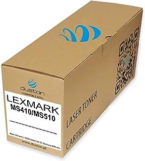 Merotoner 50F2X00 - Tóner Compatible con Lexmark MS410d, MS410dn, MS510dn, MS610de, MS610dn y MS610dte