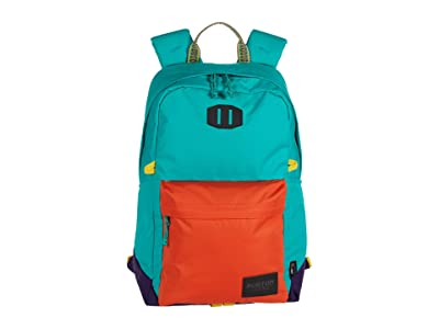 Burton Kettle 2.0 Backpack 23L (Dynasty Green Cordura) Backpack Bags