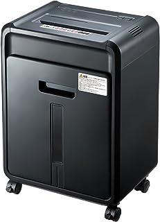 サンワサプライ マイクロカットシュレッダー PSD-M1225