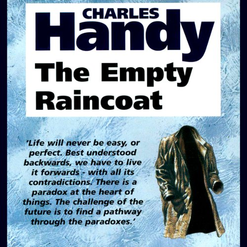 The Empty Raincoat audiobook cover art