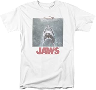 Jaws Movie Poster T T-Shirt Homme