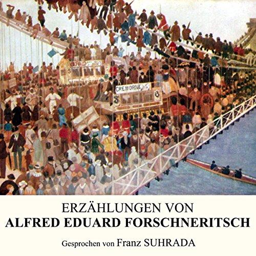 Erzählungen von Alfred Eduard Forschneritsch audiobook cover art