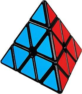 QIYI Pyramid Speed Cube Triangle Magic Cuble Puzzle Toy (QI YI)